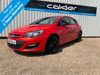 USED 2012 62 VAUXHALL ASTRA 1.6 ACTIVE 5d 113 BHP