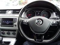 USED 2015 15 VOLKSWAGEN PASSAT 2.0 SE BUSINESS TDI BLUEMOTION TECHNOLOGY 5d 148 BHP 1 OWNER + FULL VW SERVICE HISTORY