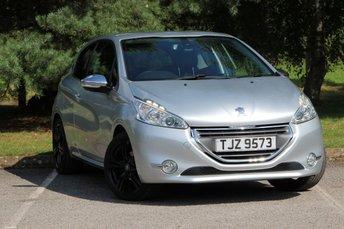2012 PEUGEOT 208 1.4 ALLURE 3d 95 BHP £4180.00