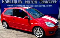 USED 2005 05 FORD FIESTA 2.0 ST 3d 148 BHP