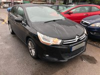 USED 2011 11 CITROEN C4 1.6 VTR PLUS E-HDI EGS 5d AUTO 110 BHP GREAT SPEC, HUGE MPG, ZERO ROAD TAX, SUPPLIED WITH A NEW MOT