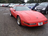 USED 1993 CHEVROLET CORVETTE 5.7 1d  Stunning Classic Corvette C4 With Immaculate Bodywork  and Leather Interior!