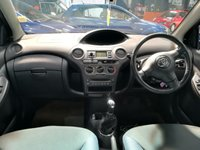 USED 2005 05 TOYOTA YARIS 1.3 COLOUR COLLECTION VVT-I 5d 86 BHP