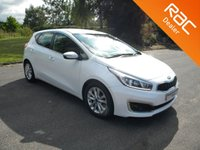 USED 2016 16 KIA CEED 1.6 CRDI 2 ISG 5d 134 BHP Part Ex to clear - Minor Marks