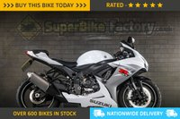USED 2015 15 SUZUKI GSXR600 - ALL TYPES OF CREDIT ACCEPTED. GOOD & BAD CREDIT ACCEPTED, OVER 600+ BIKES IN STOCK