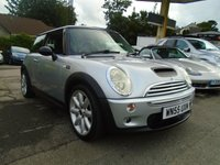 USED 2006 55 MINI HATCH COOPER 1.6 COOPER S 3d AUTO 168 BHP