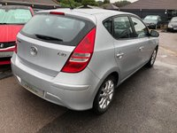 USED 2010 59 HYUNDAI I30 1.4 COMFORT 5d 108 BHP GREAT SPEC AND VALUE AIR CONDITIONING, ALLOYS, SUPPLIED WITH A NEW MOT