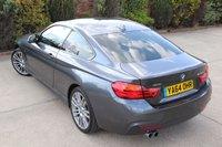 USED 2015 64 BMW 4 SERIES 3.0 435D XDRIVE M SPORT 2d AUTO 309 BHP