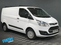 USED 2014 14 FORD TRANSIT CUSTOM 2.2 270 TREND L1H1 * 0% Deposit Finance Available