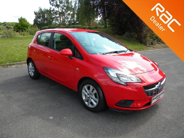 USED 2016 16 VAUXHALL CORSA 1.4 DESIGN 5d 89 BHP Cheap To tax! Cruise Control, Bluetooth, Air Con, AUX Input