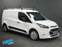 USED 2016 16 FORD TRANSIT CONNECT 1.6 210 TREND L2H1 (NO VAT) * 0% Deposit Finance Available