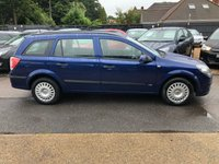 USED 2006 56 VAUXHALL ASTRA 1.8 LIFE A/C 5d AUTO 140 BHP VERY LOW MILEAGE AUTOMATIC, AIR CONDITIONING, SUPPLIED WITH A NEW MOT
