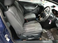 USED 2009 59 FORD FIESTA 1.2 STYLE 3d 81 BHP