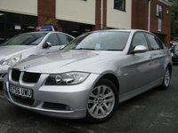 USED 2006 56 BMW 3 SERIES 2.0 318I SE 4d AUTO 128 BHP