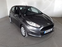 USED 2016 16 FORD FIESTA 1.5 STYLE TDCI 5DR 1 OWNER 74 BHP FULL SERVICE HISTORY + MULTI FUNCTION WHEEL + AIR CONDITIONING + RADIO/CD/USB + ELECTRIC WINDOWS + ELECTRIC MIRRORS