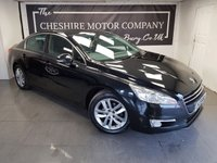 2011 PEUGEOT 508 1.6 ACTIVE HDI 4d 112 BHP + 2 FORMER KEEPERS + 2 KEYS £4000.00