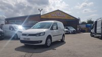 USED 2015 15 VOLKSWAGEN CADDY 625 AUTOMATIC D.S.G HI-LINE C20  T.D.I A/C £7995 + VAT (((( AUTOMATIC D.S.G CADDY HI-LINE )))