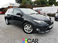 2013 TOYOTA AURIS 1.6 ICON VALVEMATIC 5d AUTO 130 BHP £6495.00