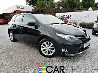 View our 2013 13 TOYOTA AURIS 1.6 ICON VALVEMATIC 5d AUTO 130 BHP