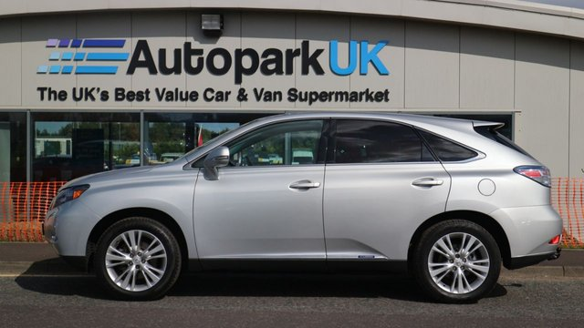 USED 2009 09 LEXUS RX 3.5 450H SE-I 5d AUTO 249 BHP LOW DEPOSIT OR NO DEPOSIT FINANCE AVAILABLE