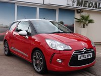 2012 CITROEN DS3 1.6 E-HDI AIRDREAM DSPORT 3d 111 BHP £4495.00