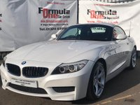 USED 2012 12 BMW Z4 2.0 20i M Sport sDrive 2dr STUNNING EXAMPLE+FULL HISTORY!