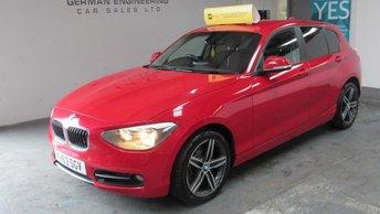 2013 BMW 1 SERIES 2.0 120d Sport Sports Hatch (s/s) 5dr £7650.00