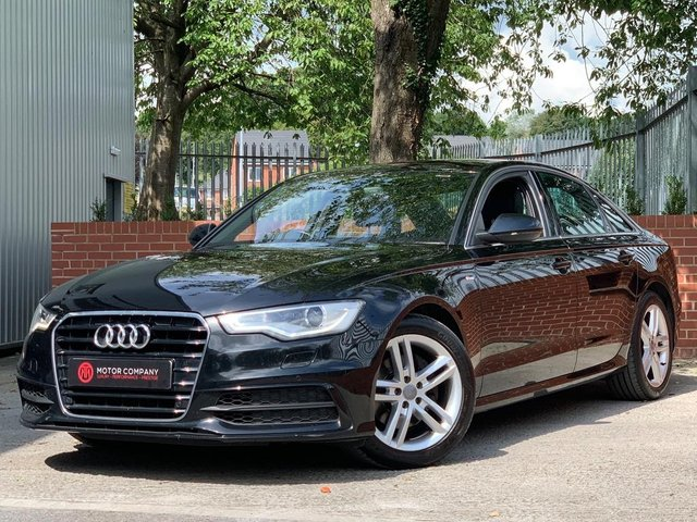Used Audi cars in Congleton from TMT Website Account