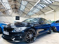 USED 2016 66 BMW 4 SERIES 2.0 420d M Sport Gran Coupe xDrive (s/s) 5dr PERFORMANCEPACK+20S+HK+4WD