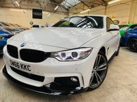 USED 2016 66 BMW 4 SERIES 2.0 420d M Sport Gran Coupe xDrive (s/s) 5dr PERFORMANCE-PACK+HK+19S+4WD