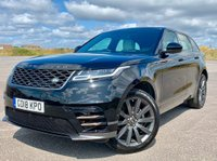 USED 2018 18 LAND ROVER RANGE ROVER VELAR 2.0 D240 R-Dynamic HSE Auto 4WD (s/s) 5dr LOW MILES! R DYNAMIC! PRIVACY!