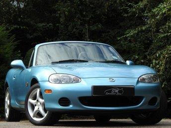 2001 MAZDA MX-5 1.8 I 2d AUTO 137 BHP £4950.00