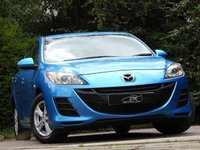 USED 2011 11 MAZDA 3 1.6 TS 5d AUTO 105 BHP ONLY 28K FROM NEW A/C VGC