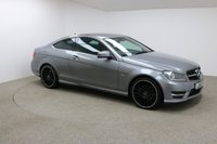 USED 2012 12 MERCEDES-BENZ C CLASS 2.1 C220 CDI BLUEEFFICIENCY AMG SPORT 2d 170 BHP Finished in a stunning sliver is this Mercedes Benz C220D + SAT-NAV + LEATHER + DAB RADIO + BLUETOOTH + MULTIFUNCTIION WHEEL + CRUISE CONTROL