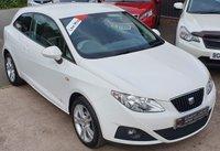 2011 SEAT IBIZA 1.4 SE COPA 3d 85 BHP £4990.00
