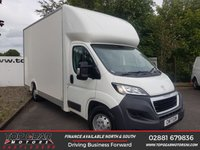 USED 2017 17 PEUGEOT BOXER 335 2.0 HDI 130 BHP L3 EXTRA/HI Air Suspension **CHOOSE FROM OVER 85 VANS**