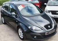 2011 SEAT ALTEA XL 1.6 CR TDI ECOMOTIVE SE 5d 103 BHP £4790.00