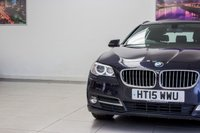 USED 2015 15 BMW 5 SERIES 2.0 520D SE TOURING 5d AUTO 190 BHP August 2020 MOT & Just Been Serviced