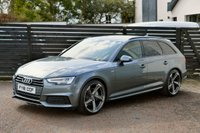 USED 2016 16 AUDI A4 2.0 AVANT TDI S LINE 5d 190  6 MONTHS RAC WARRANTY FREE + 12 MONTHS ROAD SIDE RECOVERY!