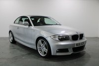 USED 2011 61 BMW 1 SERIES 2.0 118D M SPORT 2d 141 BHP