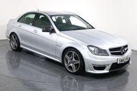 USED 2012 62 MERCEDES-BENZ C CLASS 6.2 C63 AMG 4d AUTO 457 BHP ONE OWNER with 6 Stamp FULL SERVICE HISTORY