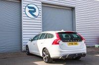 2016 VOLVO V60 2.0 D4 R-DESIGN NAV 5d AUTO 188 BHP £10750.00