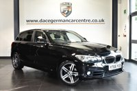 """USED 2016 66 BMW 1 SERIES 2.0 120D XDRIVE SPORT 5DR AUTO 188 BHP full service history * NO ADMIN FEES * FINISHED IN STUNNING BLACK WITH CLOTH UPHOLSTERY + FULL SERVICE HISTORY + SATELLITE NAVIGATION + BLUETOOTH + DAB RADIO + CRUISE CONTROL +SPORT SEATS + RAIN SENSORS + PARKING SENSORS + 17"""" ALLOY WHEELS"""