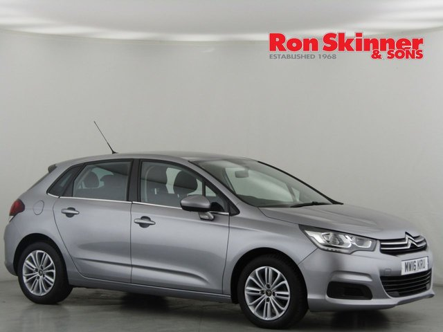 View our 2016 16 CITROEN C4 1.6 BLUEHDI FEEL 5d 98 BHP