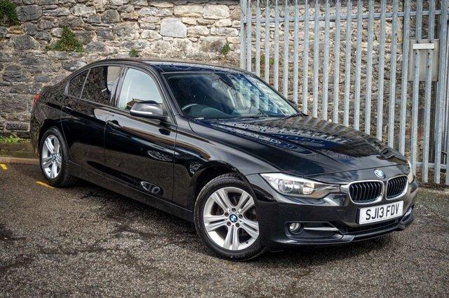 USED 2013 13 BMW 3 SERIES 2.0 316D SPORT 4d 114 BHP