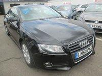 2010 AUDI A5 2.0 TFSI SE 2d 178 BHP £7495.00