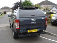 """USED 2012 62 FORD RANGER 2.2 XLT 4X4 DCB TDCI 1d 148 BHP 2 OWNERS,ONLY 58000 MILES FROM NEW""""NO VAT"""""""
