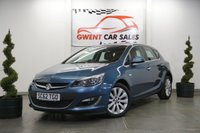 USED 2013 62 VAUXHALL ASTRA 1.6 ELITE 5d 113 BHP GOOD SPEC, LOW MILES, HEATED SEATS