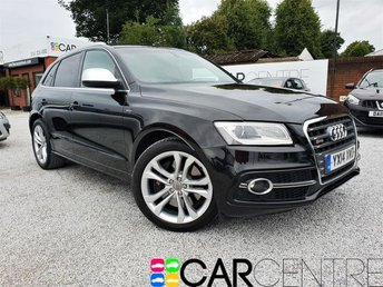 View our 2014 14 AUDI Q5 3.0 SQ5 TDI QUATTRO 5d AUTO 309 BHP