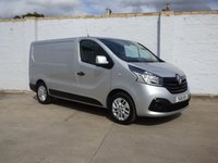 2016 RENAULT TRAFIC 1.6 SL27 SPORT DCI S/R P/V 1d 115 BHP £7250.00